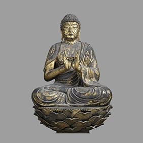 塔本四仏坐像