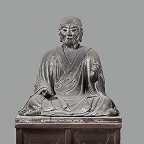 行基菩薩坐像