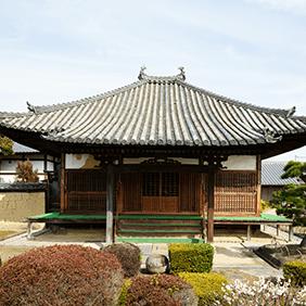 地蔵堂(本尊・地蔵菩薩立像)
