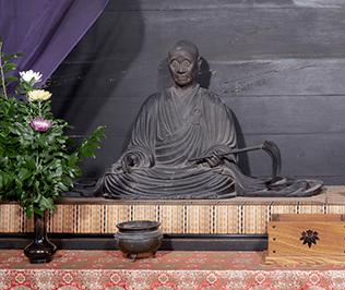 興正菩薩像