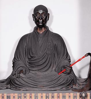興正菩薩寿像
